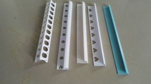 UPVC Tile Trims Profile Trimmings pictures & photos