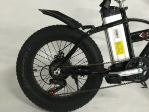 20 Inch Folding Electric Bicycle Fat with Samsung Battery pictures & photos
