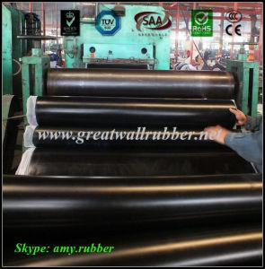 SBR/EPDM/NBR/Neoprene/Viton/Silicone Rubber Sheet Mat Rolls Flooring Antislip Floor pictures & photos