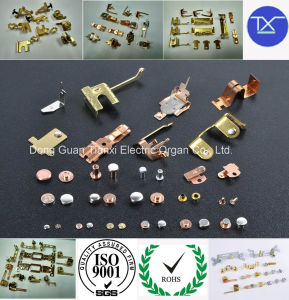 Precision Metal Punching Part Stamping Part pictures & photos