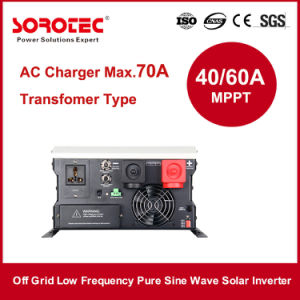 1-12kw Solar Power System 1kw Solar Inverter pictures & photos