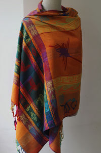 Fashion Pashmina with High Quality Women Jacquard Scarf pictures & photos