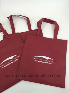 Wholesale Reusable Non Woven Shopping Bag pictures & photos