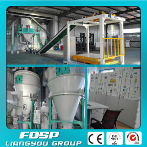 Fish Feed Processing Line / Fish Feed Project for Breeding Farms pictures & photos