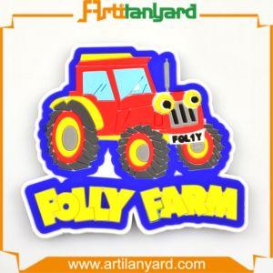 Customized Hot Sale PVC Fridge Magnet pictures & photos