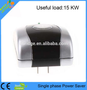 Single Phase Home Use Electricity Saving Device with Different Plug pictures & photos