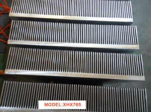 Competitive Aluminum Profile Heatsink with Anodizing and Machining pictures & photos