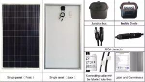New 250W Solar Module with TUV/Ce Certificate (ODA250-30-P) pictures & photos
