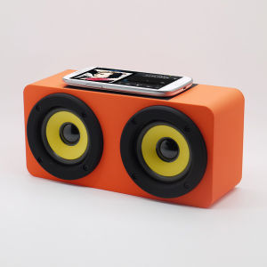 Wireless Portable Free Hand Touch Screen Induction Amplifier Speaker with Mia & NFA pictures & photos