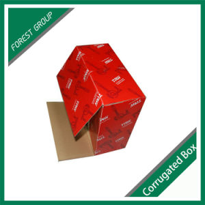 Colorful Cardboard Paper Carton for Mailing pictures & photos