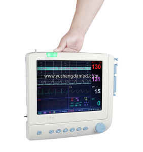 Portable ECG Doppler/ Maternal / Fetal Patient Monitor pictures & photos