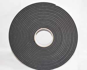 Single Sided PVC Foam Weatherstrip pictures & photos