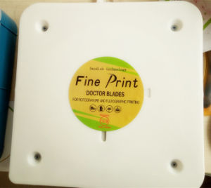 High Speed High Quality Flexo Printing Doctor Blade pictures & photos