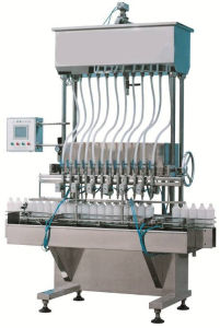Filling Machine Automatic with Bottle Sealing Labeling Packaging Line pictures & photos