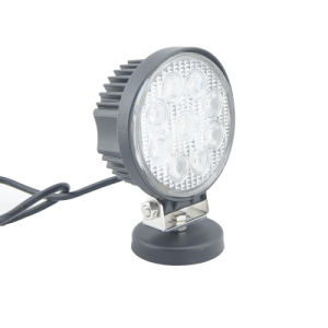 27W Work Light for Offroad Truck SUV ATV Jeep Pickup pictures & photos