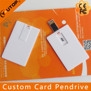 Custom Credit Card USB Flash Disk with Gift Tin Box (YT-3101) pictures & photos