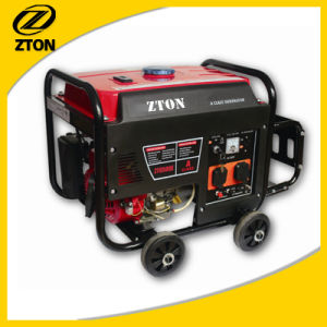 2.5kw Potable Home-Use Copper Gasoline Generator pictures & photos