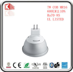 Energy Star 12V AC/DC MR16 LED Bulb 7W 630lm MR16 LED Light Bulb Dimmable pictures & photos