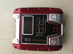 Battery Trickle Charger with LCD Display 6V/12V 4A pictures & photos