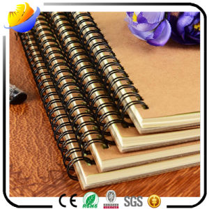 Spiral Coil Business Notebook Thickening Rollover pictures & photos