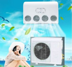 100% Solar Air Conditioner for RV, Camper, Auto and Car pictures & photos