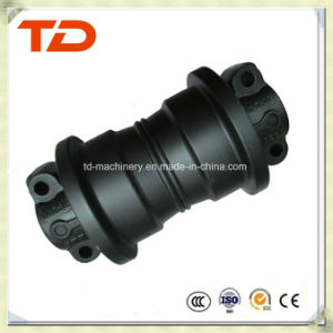 Excavator Spare Parts Doosan Dx60 Track Roller/Down Roller for Crawler Excavator Undercarriage Parts