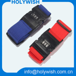 for Travel Durable Tsa Luggage Strap Custom Design pictures & photos
