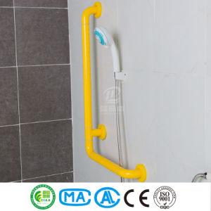 90 Degree L Shape Bathroom Grab Bar Shower Holder pictures & photos
