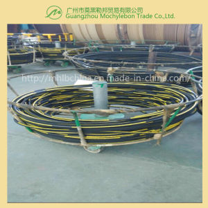 "Steel Wire Braided Reinforced Rubber Covered Hydraulic Hose (SAE100 R1-2"") pictures & photos"