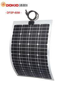 Dokio Flexible Solar Panel 60W Mono pictures & photos