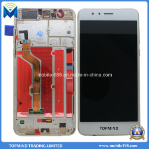 Replacement LCD for Huawei Honor 8 LCD Digitizer Assembly with Frame pictures & photos