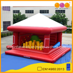 Lovely Red Cabin Bouncer (AQ02304) pictures & photos
