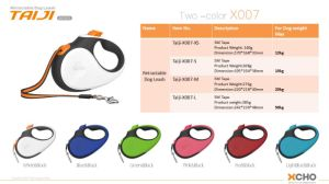 Taiji-Fish -Xcho Retractable Dog Leash pictures & photos