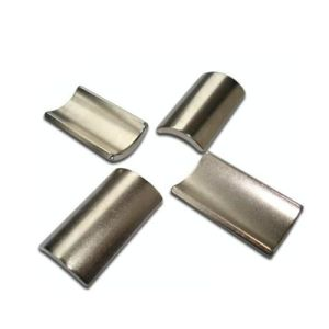 China Magnet Manufacturer Sintered Arc NdFeB pictures & photos