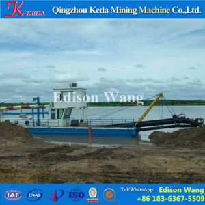 Dredging Equipment Cutter Suction Dredger for Sale pictures & photos