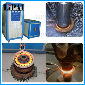 High Efficiency Induction Heating Gear Hardening Machine 80kw pictures & photos