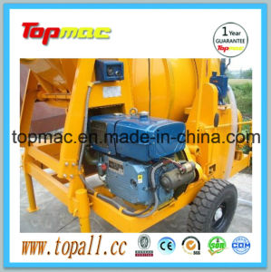 Topall Manufacture China Stationary Concrete Mixer for Cheap Price pictures & photos