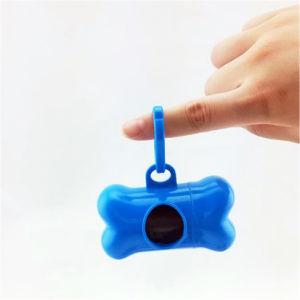 Bone Shape Dispenser Waste Poo Bag Holder for Dog or Cat pictures & photos