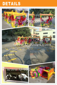 Amusement Ride Kiddie Electric Train for Amusement Park pictures & photos