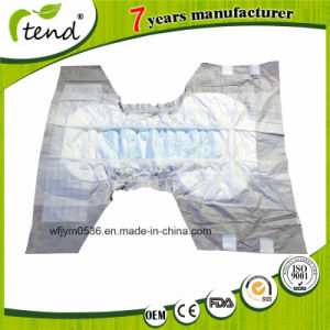 Urinary Incontinence Disposable Adult Diapers pictures & photos