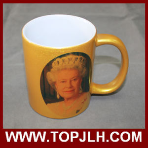 Hot Selling Sublimation Ceramic Pearly-Lustre Mug pictures & photos