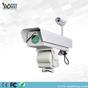 3MP 2km Night Vision Laser Integrated PTZ IP Camera pictures & photos