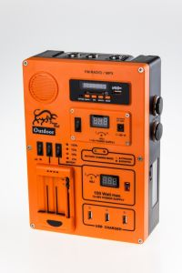 Multi Function Portable Solar Generator and Charger pictures & photos