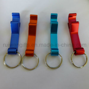 Aluminum Bottle Opener, Promotional Keyring Opener, Custom Bottle Opener Keyring pictures & photos