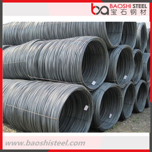 Prime Quality Grade SAE1008 Hot Rolled Steel Wire Rod pictures & photos