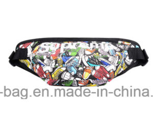 Multifunctional Durable Canvas Shoulder Waist Bags pictures & photos
