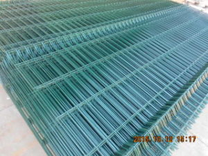 Powder Coated Wire Mesh Fence pictures & photos