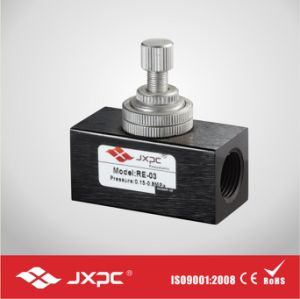 Pneumatic Industial Flow Control Valve pictures & photos