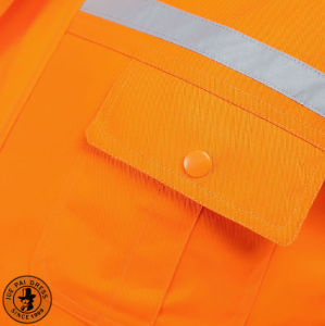 Factory Workwear Uniform for Workers Jacket and Pants pictures & photos