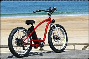 High Power Fat Tyre Beach Cruiser E Bike pictures & photos